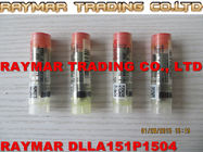 China BOSCH Diesel fuel nozzle DLLA151P1504, 0433171927 for 0445120058, 0445120095 factory