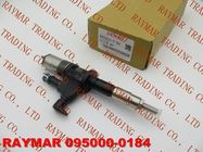 China DENSO Common rail injector 095000-0180, 095000-0184 for NISSAN MD92 16650-Z6005 company