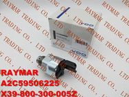 China SIEMENS VDO Common rail pump pressure control valve X39-800-300-005Z, A2C59506225 factory