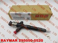 China DENSO Common rail injector 295050-0180, 295050-0520 for TOYOTA Hilux 23670-0L090, 23670-09350 company