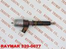 China CAT C6.6 Diesel fuel injector 320-0677, PERKINS Diesel fuel injector 2645A746 factory