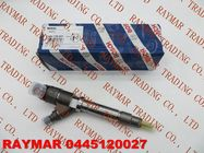 China BOSCH Common rail injector 0445120027 for ISUZU 8973036573, 8-97303657-3, GMC 97303657, factory
