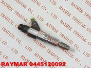 China BOSCH Common rail fuel injector 0445120092 for IVECO, CASE IH, FIAT, NEW HOLLAND 504194432 company
