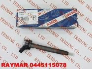 China BOSCH Piezo fuel injector 0445115078, 0445115079, 0445115051, 0445115052, 0445115034, 0445115036, 0445115082, 0445115083 factory