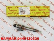 China BOSCH Common rail injector 0445120326, 0445120043 for MAM 961204640014, VW 2R0130201B factory