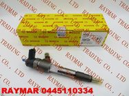 China BOSCH Common rail injector 0445110334 for JMC Chaochai 4D47 115KW factory