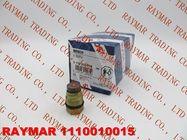 China BOSCH GENUINE Fuel rail pressure relief valve, pressure limiter 1110010015 company