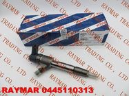 China BOSCH Common rail injector 0445110313, 0445110445, 0445110446 for FOTON 4JB1 factory