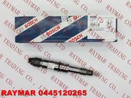 China BOSCH Genuine common rail injector 0445120265, 0445120086 for WEICHAI 612630090001 factory