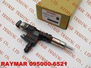 China DENSO Genuine common rail fuel injector 095000-6520, 095000-6521 for HINO N04C 23670-E0090, 23670-E0091 company