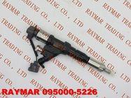 DENSO Common rail injector 095000-5220,095000-5225,095000-5226 for HINO E13C 23670-E0340, 23670-E0341, 23910-1240