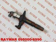 DENSO Common rail injector 095000-6993 for ISUZU 4JJ1 8980116051, 8980116053, 8980116054, 8980116055, 8-980116055