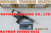 Inyector común del carril de DENSO 095000-6630, 095000-6631, 095000-6632 para NISSAN MD90