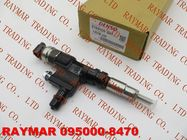 China DENSO Common rail injector 095000-8470 for TOYOTA & HINO N04C 23670-E0410, 23670-78160, 23670-79095 company