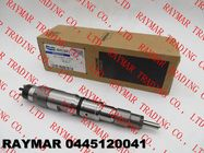 China BOSCH common rail injector 0445120041 for DAEWOO DOOSAN DV11 65.10401-7002C, 65.10401-7002 factory