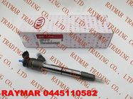 BOSCH Genuine common rail injector 0445110582 for HYUNDAI & KIA D4HA 2.0L VGT EURO 6 33800-2F600