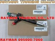 Inyector común del carril de DENSO 095000-7060 para Ford 3C1Q-9K546-BC, 6C1Q9K546BC