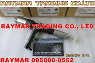 Inyector común del carril de DENSO 095000-0560, 095000-0562 para KOMATSU 6218-11-3100, 6218-11-3101