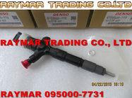 Inyector común del carril de DENSO 095000-7720, 095000-7730, 095000-7731 para TOYOTA 23670-30320