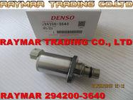 DENSO HP3 fuel pump pressure control valve PCV 294200-3640