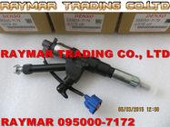 Inyector común del carril de DENSO 095000-7172, 095000-7170, 095000-7171 para HINO 23670-E0370