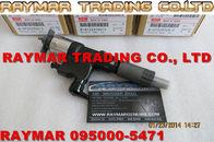 Inyector común del carril de DENSO 095000-5471 para ISUZU 8973297032, 8-97329703-2, 8-97329703-#