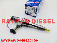 BOSCH Genuine common rail fuel injector 0445120109, 0445120467, 107755-0380 for MITSUBISHI FUSO 6M70 ME358536, ME357728