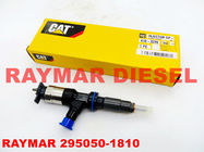 DENSO Genuine common rail fuel injector 295050-1810 for CAT C4.4 418-3229, 4183229