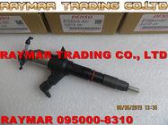 Inyector de combustible de DENSO 095000-8310,095000-8311 para HYUNDAI HD65/HD72 33800-45701