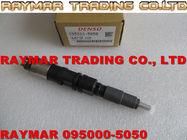 Inyector de combustible de DENSO 095000-5050 para el tractor 6045 RE507860, RE516540 de JOHN DEERE