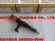Inyector de combustible de DENSO 295050-0640, 29729505-064 para HYUNDAI 33800-52700