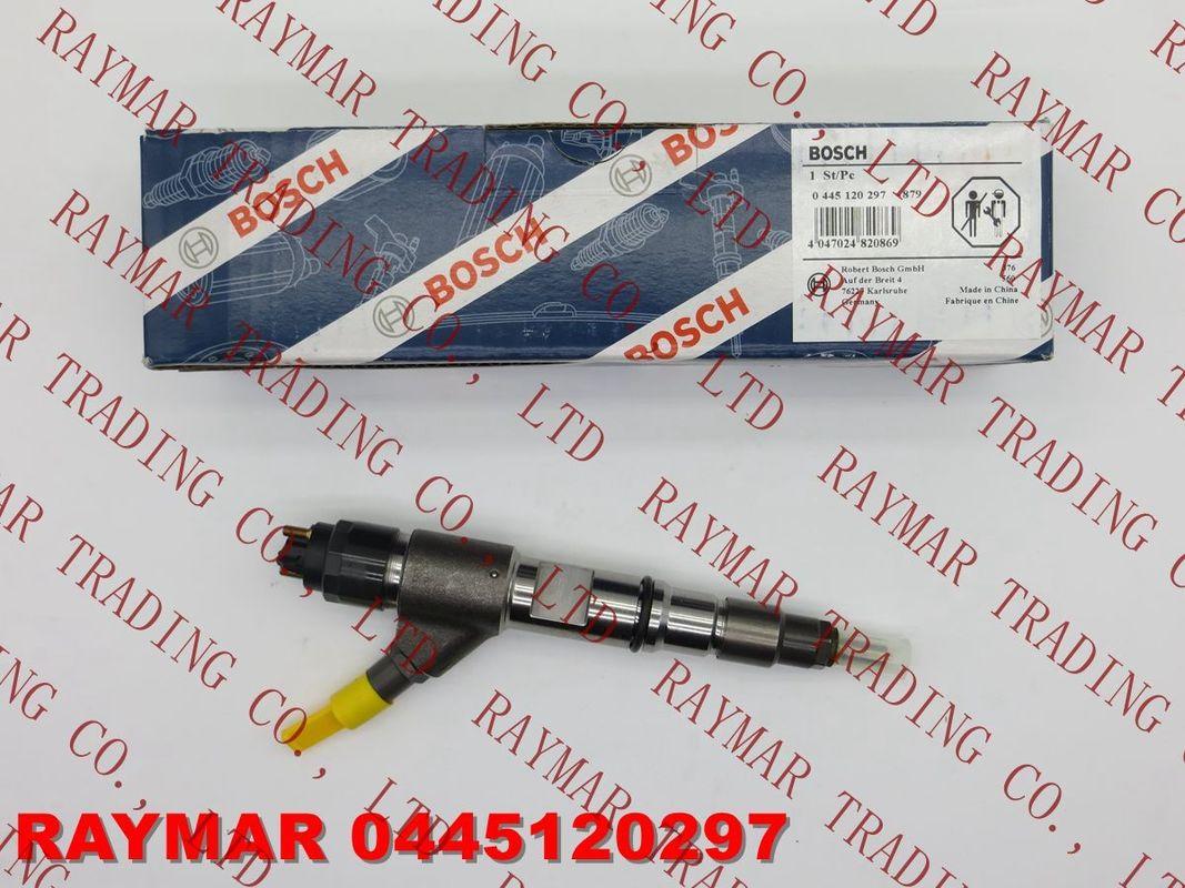 BOSCH Genuine common rail injector 0445120297 for Cummins