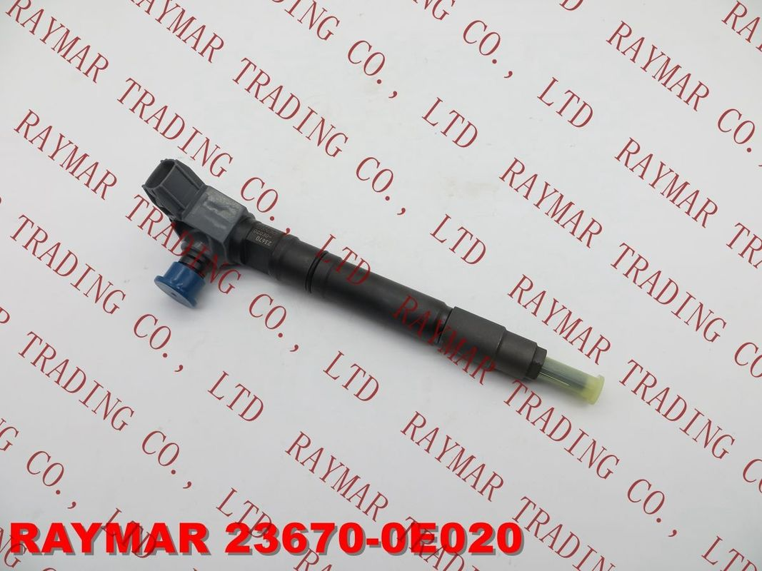 DENSO Genuine piezo injector 295700-0560 for TOYOTA 2GD-FTV 2.4L 23670-0E020, 23670-09430, 23670-11020, 23670-19025