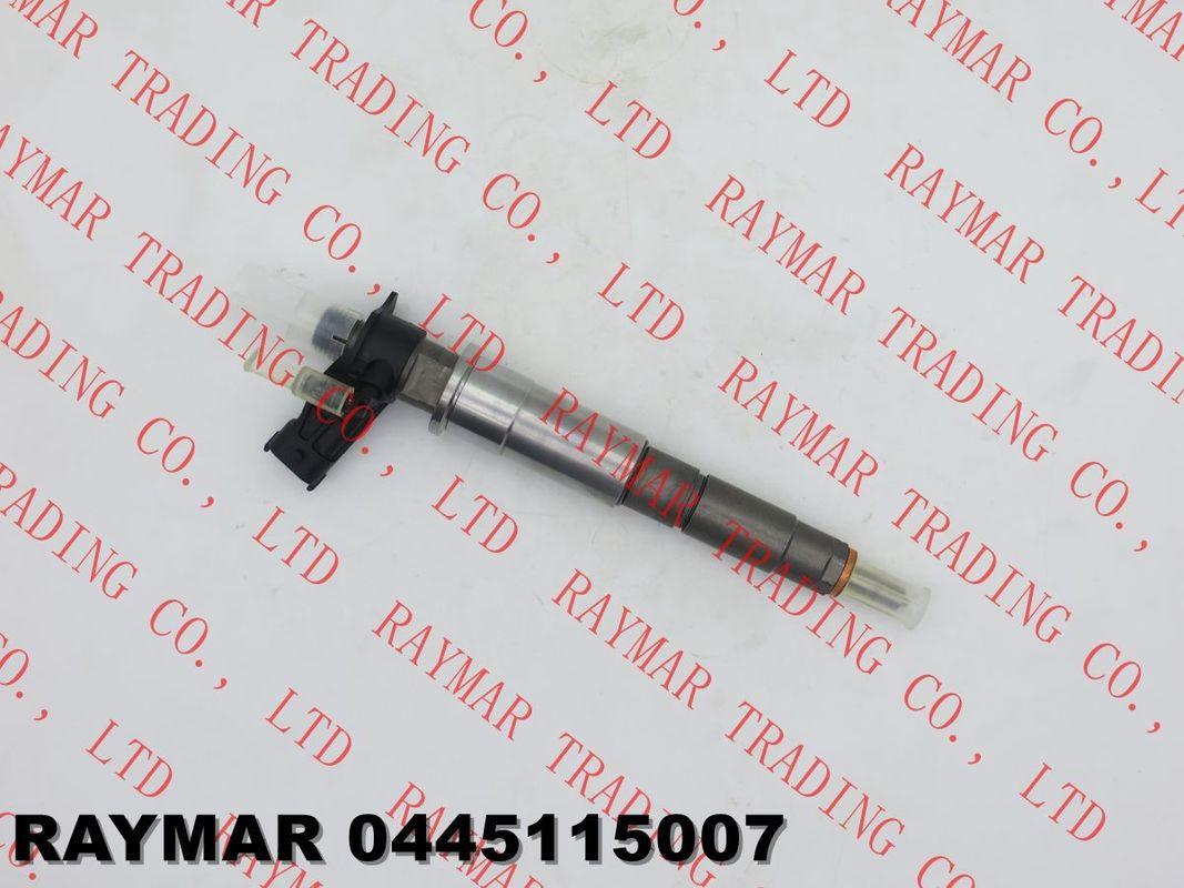BOSCH Genuine piezo fuel injector 0445115007, 0986435350 for OPEL 93161695, RENAULT 8200340068, 7701476567, 8200409398