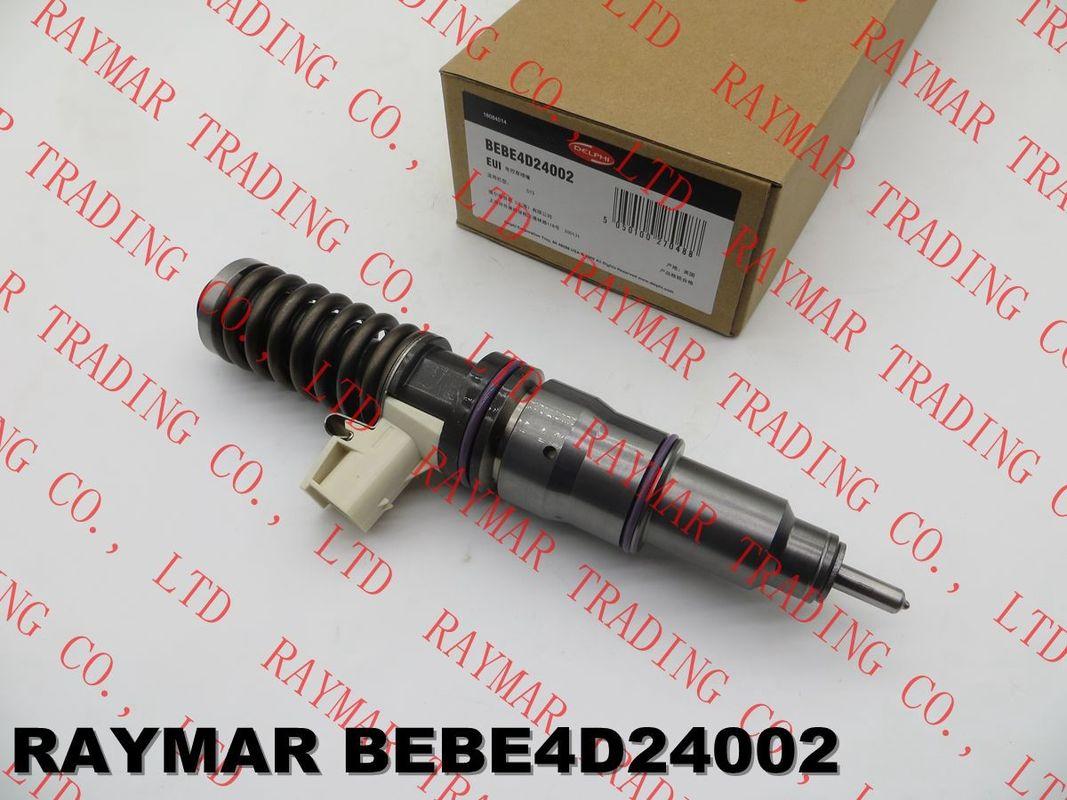 DELPHI Genuine electronic unit injector BEBE4D24002, BEBE4D16002 for VOLVO 21340612, 21371673, 85003264, 7421340612