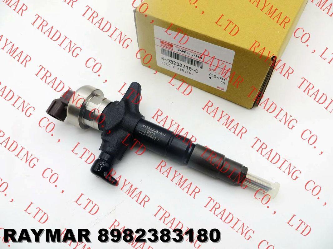 Genuine diesel fuel injector 8982383180, 8980769551, 8980769552 for