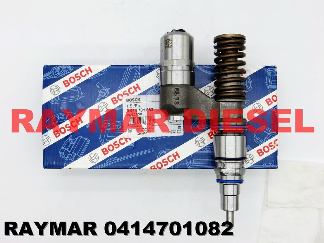 BOSCH Genuine unit fuel injector 0414701082, 0414701019, 0414701027, Scania fuel injector 1440579
