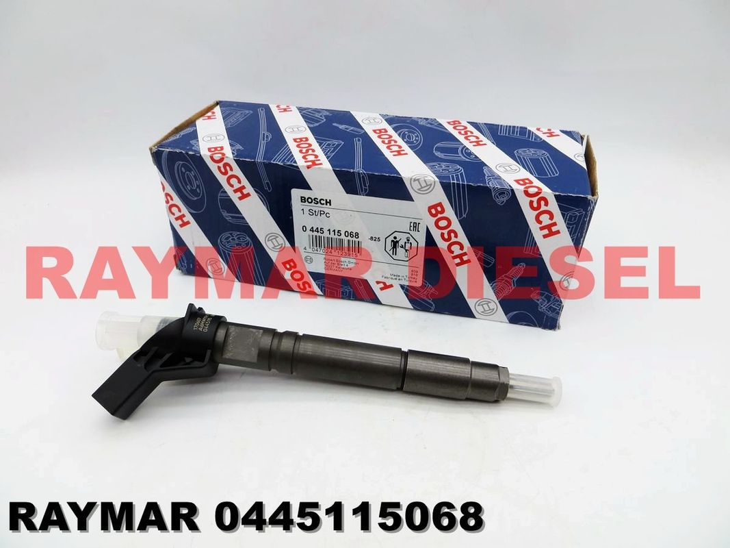 BOSCH Genuine common rail fuel injector 0445115068, 0445115069 for Mercedes Benz A6460701187, A6460701487, A6460701587
