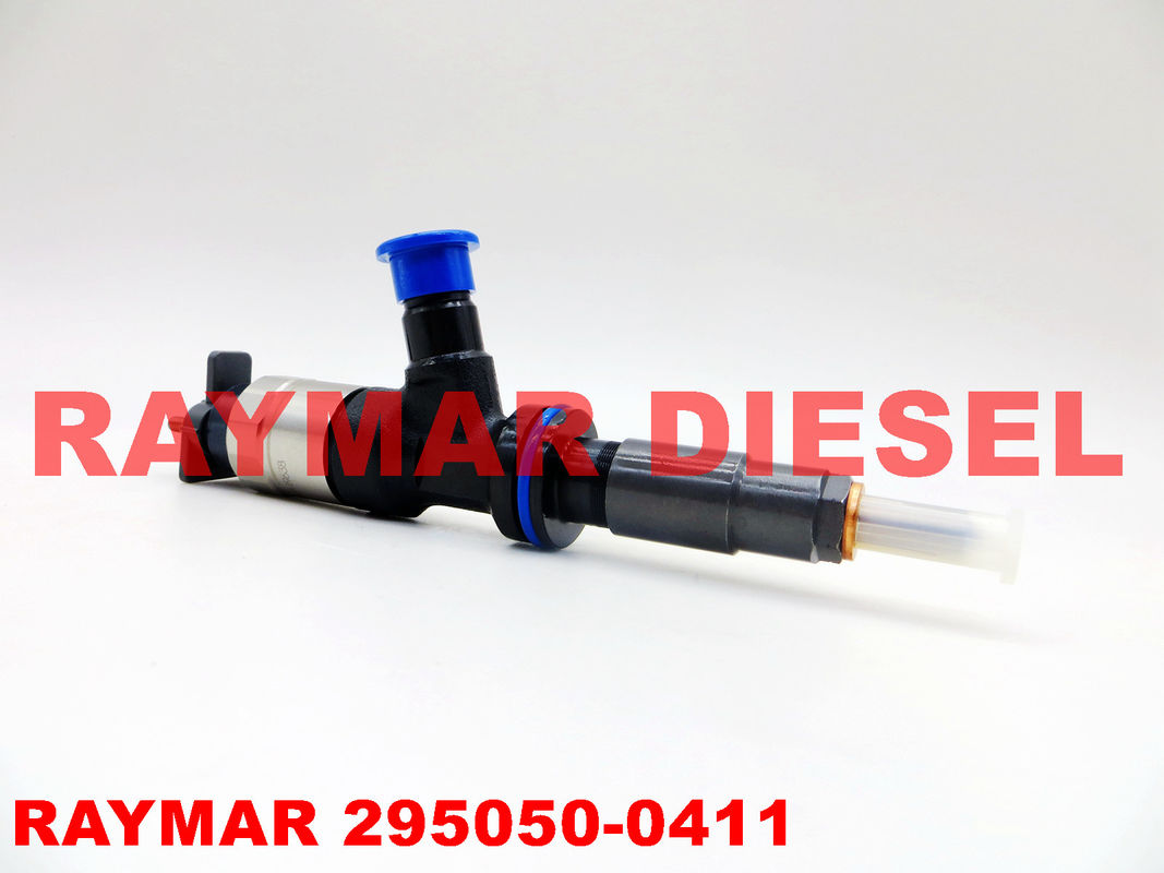DENSO Genuine common rail fuel injector 295050-0410, 295050-0411 for CAT C4.4 3707286, 370-7286