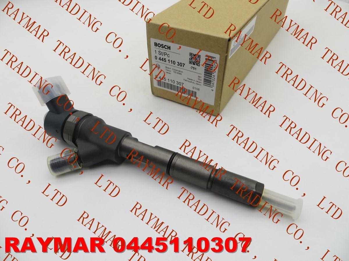 BOSCH Common rail injector 0445110307 for KOMATSU PC70-8, PC130-8 6271113100, 6271-11-3100