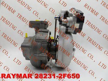 BORGWARNER Genuine turbocharger 53039700430 for HYUNDAI D4HB 28231-2F650