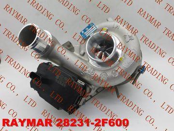 BORGWARNER Genuine turbocharger 53039700432 for HYUNDAI 28231-2F600