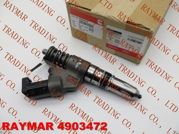 CUMMINS Genuine diesel fuel injector 4903472 for QSM11 engine