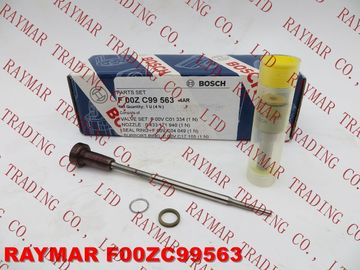 BOSCH Genuine common rail injector overhaul kit F00ZC99563 for 0445110260, F00VC01334 + DLLA152P1525 + F00VC99002