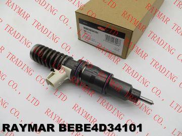 DELPHI Genuine electric unit fuel injector BEBE4D34001, BEBE4D34101 for VOLVO D12 20847327, 20530081, 22172535