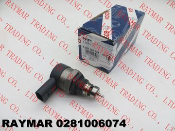 BOSCH Genuine pressure regulating valve 0281006074, 0281006075 for AUDI, SEAT, VW 057130764AA, 057130764AB