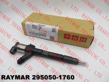 DENSO Genuine common rail fuel injector 295050-1760 for MITSUBISHI 4N15 1465A439