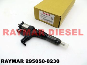 DENSO Genuine common rail fuel injector 295050-0230, 295050-0231, 295040-0232 for HINO J08E 23670-E0400, 23670E0400