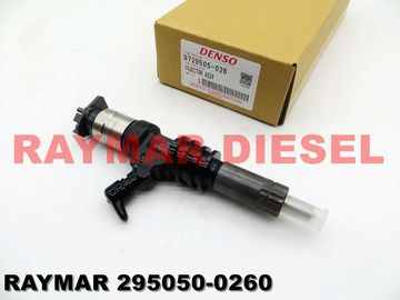 DENSO Genuine common rail fuel injector 295050-0260 for MITSUBISHI 6M60 EURO 5 ME306476