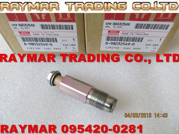 DENSO fuel pressure limiter 095420-0281, 095420-0280 for ISUZU 8980325490
